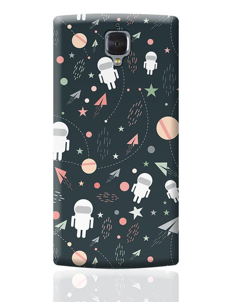Planets stars and other objects in space OnePlus 3 Covers Cases Online India