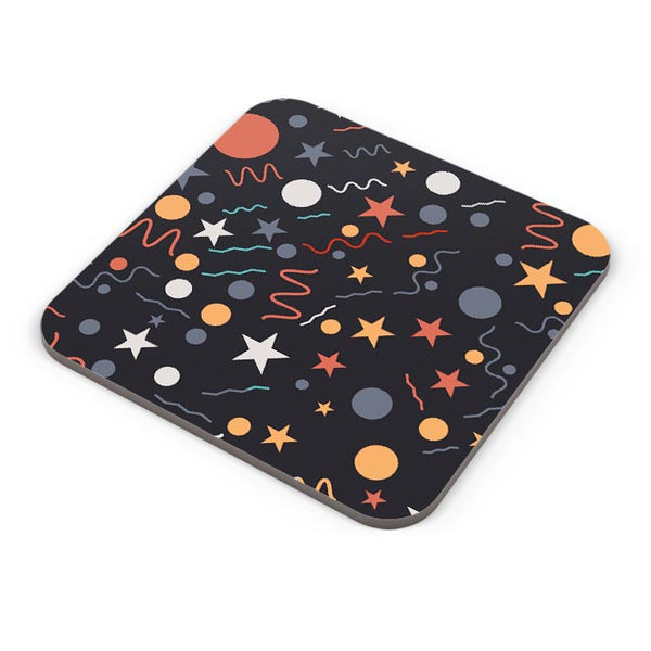 Geometric Multi Shapes Coaster Online India