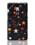 Geometric Multi Shapes OnePlus Two Covers Cases Online India
