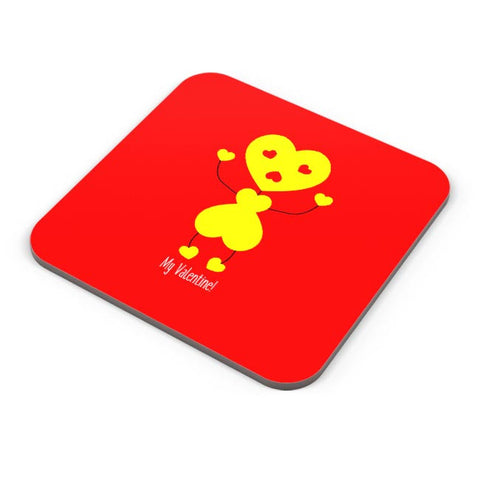 Bee My Valentine Coaster Online India