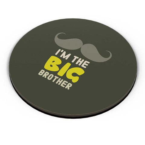 I'm The Big Brother Typography Fridge Magnet Online India