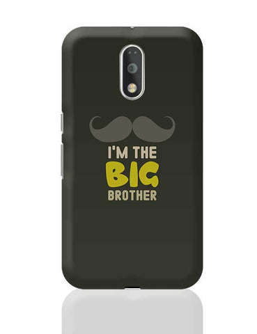 I'm The Big Brother Typography Moto G4 Plus Online India