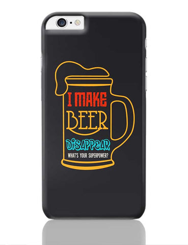 I Make Beer iPhone 6 Plus / 6S Plus Covers Cases Online India