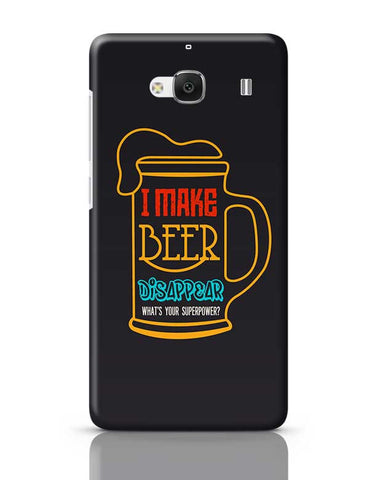 I Make Beer Redmi 2 / Redmi 2 Prime Covers Cases Online India
