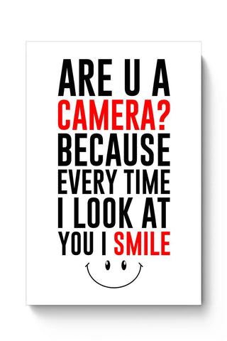 Are you a camera Poster Online India