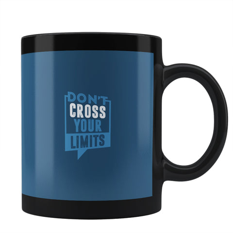 cross your limits  Coffee Mug Online India