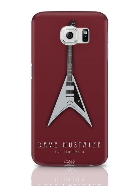Samsung Galaxy S6 Covers & Cases | Dave Mustaine Guitar Samsung Galaxy S6 Covers & Cases Online India