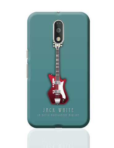 Jack White Guitar Moto G4 Plus Online India