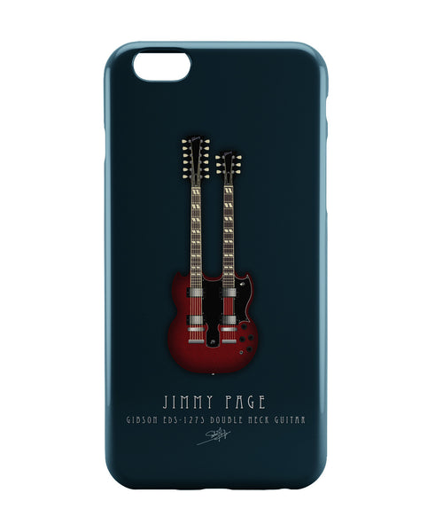 iPhone 6 Case & iPhone 6S Case | Jimmy Page Guitar iPhone 6 | iPhone 6S Case Online India | PosterGuy