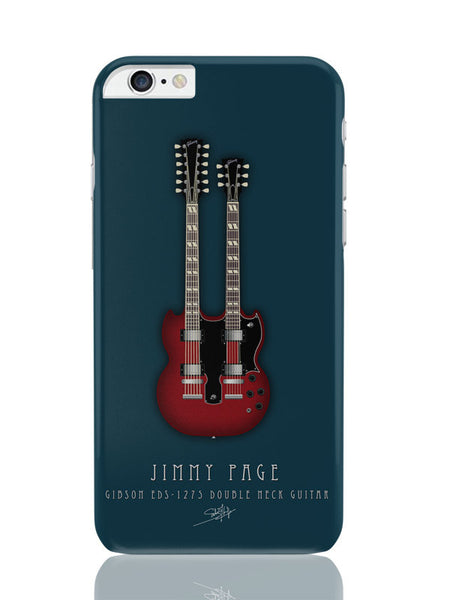 iPhone 6 Plus / 6S Plus Covers & Cases | Jimmy Page Guitar iPhone 6 Plus / 6S Plus Covers and Cases Online India