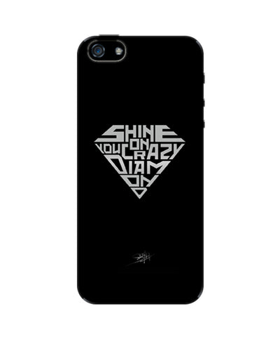 Shine On You Crazy Diamond iPhone 5/5S Case