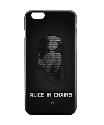 iPhone 6 Case & iPhone 6S Case | Alice in Chains iPhone 6 | iPhone 6S Case Online India | PosterGuy
