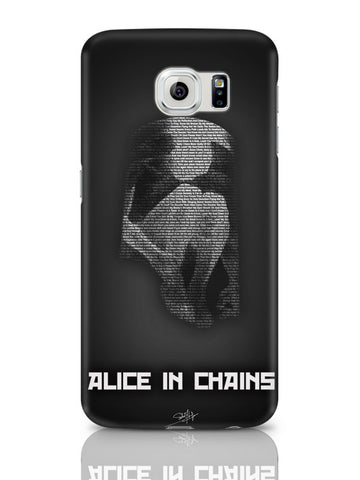 Samsung Galaxy S6 Covers & Cases | Alice In Chains Samsung Galaxy S6 Covers & Cases Online India
