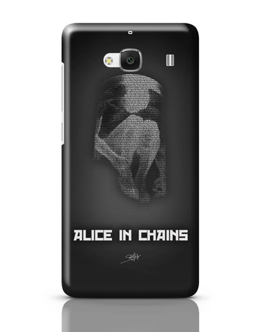 Xiaomi Redmi 2 / Redmi 2 Prime Cover| Alice in Chains Redmi 2 / Redmi 2 Prime Cover Online India