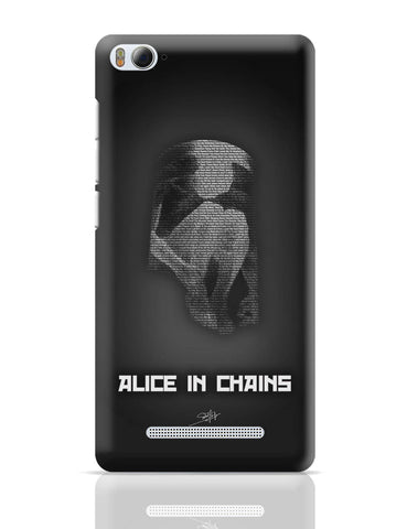 Xiaomi Mi 4i Covers | Alice in Chains Xiaomi Mi 4i Cover Online India