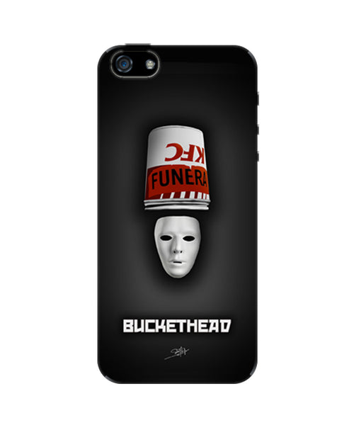 Buckethead Brian Patrick Carroll iPhone 5/5S Case