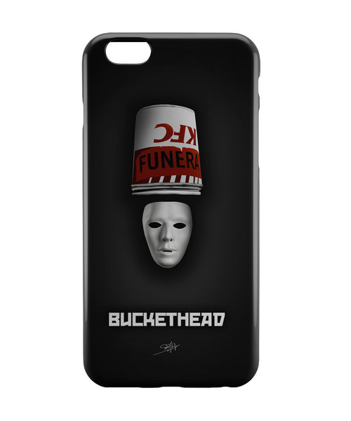 iPhone 6 Case & iPhone 6S Case | Buckethead Brian Patrick Carroll iPhone 6 | iPhone 6S Case Online India | PosterGuy