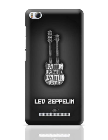 Xiaomi Mi 4i Covers | Led Zeppelin Guitar Xiaomi Mi 4i Cover Online India