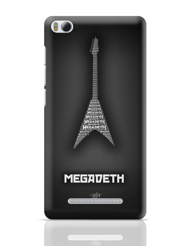 Xiaomi Mi 4i Covers | Megadeth Guitar Xiaomi Mi 4i Cover Online India