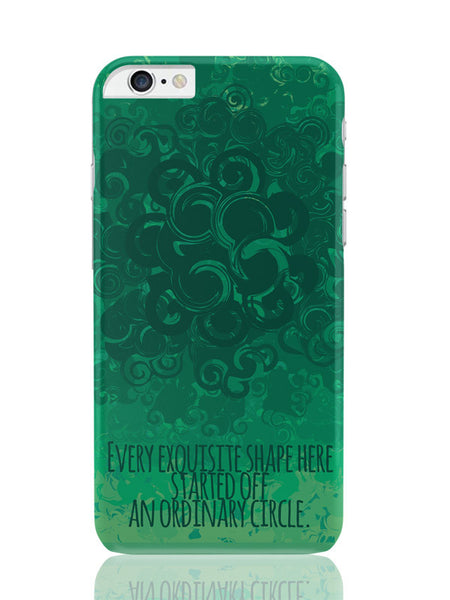 iPhone 6 Plus / 6S Plus Covers & Cases | Cool Curls Using Circles iPhone 6 Plus / 6S Plus Covers and Cases Online India