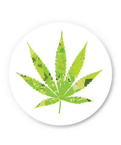 Cannabis Marijuana Weed Inspired Fridge Magnet Online India