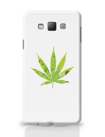 Samsung Galaxy A7 Covers | Cannabis Marijuana Weed Inspired Samsung Galaxy A7 Covers Online India