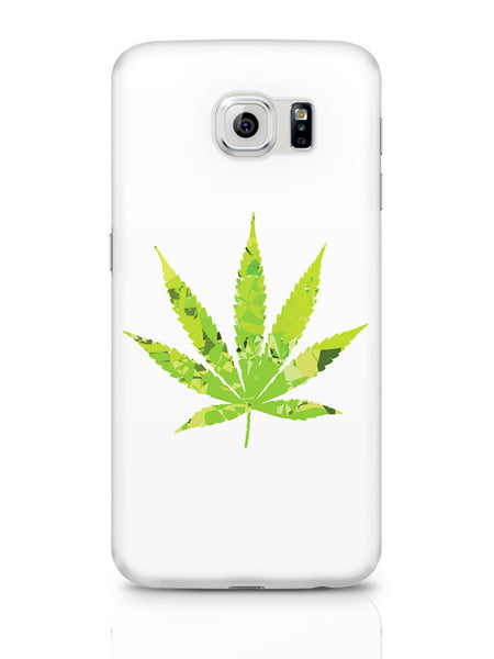 Samsung Galaxy S6 Covers & Cases | Cannabis Marijuana Weed Inspired Samsung Galaxy S6 Covers & Cases Online India
