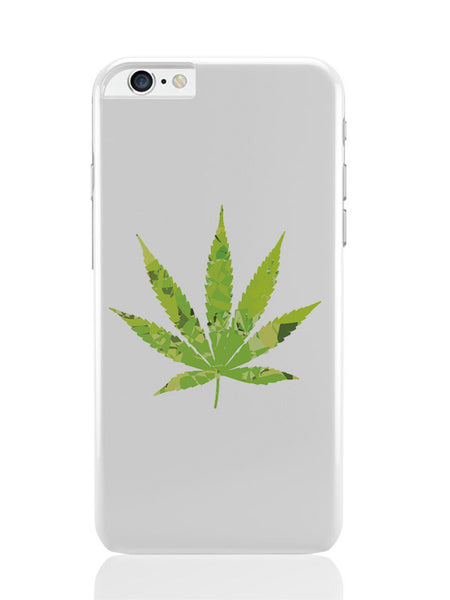 iPhone 6 Plus / 6S Plus Covers & Cases | Cannabis Marijuana Weed Inspired iPhone 6 Plus / 6S Plus Covers and Cases Online India