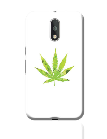 Cannabis Marijuana Weed Inspired Moto G4 Plus Online India