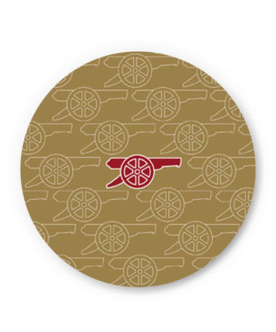 Minimal Arsenal Logo Fridge Magnet Online India