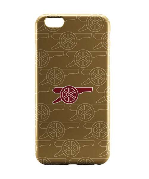 iPhone 6 Case & iPhone 6S Case | Minimal Arsenal Football iPhone 6 | iPhone 6S Case Online India | PosterGuy