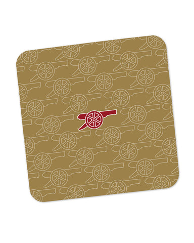 Minimal Arsenal Logo Coaster Online India
