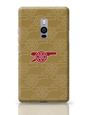 OnePlus Two Covers | Minimal Arsenal Logo OnePlus Two Cover Online India