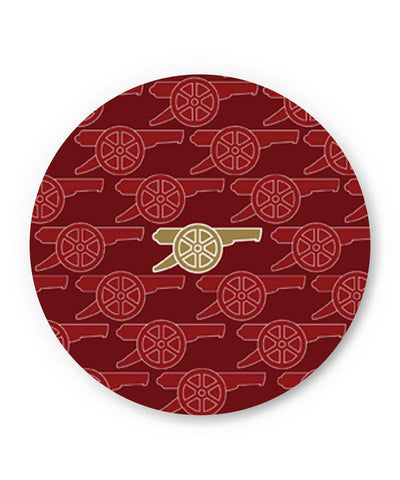 Arsenal Minimalist Logo Red Fridge Magnet Online India