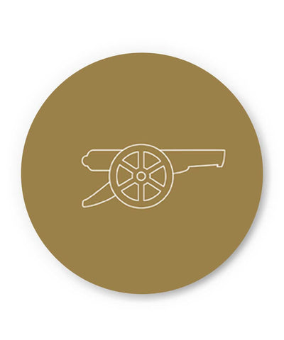 Minimalist Arsenal Logo Fridge Magnet Online India