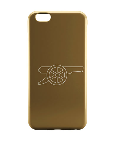 iPhone 6 Case & iPhone 6S Case | Minimalist Arsenal Football iPhone 6 | iPhone 6S Case Online India | PosterGuy
