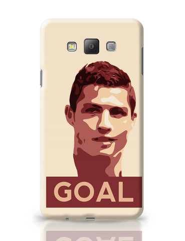 Samsung Galaxy A7 Covers | Cristiano Ronaldo Goal Manchester United Samsung Galaxy A7 Covers Online India