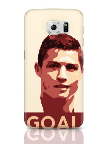 Samsung Galaxy S6 Covers & Cases | Cristiano Ronaldo Goal Manchester United Samsung Galaxy S6 Covers & Cases Online India