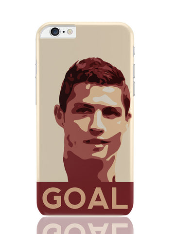 iPhone 6 Plus / 6S Plus Covers & Cases | Cristiano Ronaldo Goal Manchester United iPhone 6 Plus / 6S Plus Covers and Cases Online India