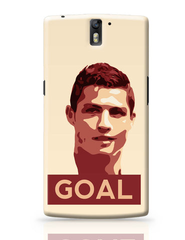 OnePlus One Covers | Cristiano Ronaldo Goal Manchester United OnePlus One Cover Online India