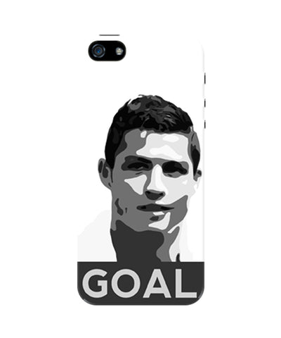 Cristiano Ronaldo Goal Real Madrid iPhone 5 / 5S Case