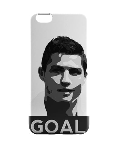 iPhone 6 Case & iPhone 6S Case | Cristiano Ronaldo Goal Real Madrid Football iPhone 6 | iPhone 6S Case Online India | PosterGuy