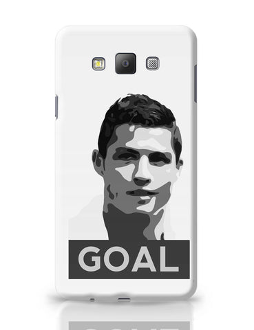Samsung Galaxy A7 Covers | Cristiano Ronaldo Goal Real Madrid Samsung Galaxy A7 Covers Online India