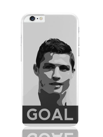 iPhone 6 Plus / 6S Plus Covers & Cases | Cristiano Ronaldo Goal Real Madrid iPhone 6 Plus / 6S Plus Covers and Cases Online India