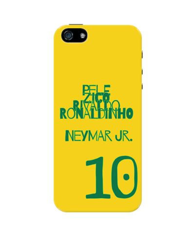 Neymar Jr Brazil iPhone 5 / 5S Case