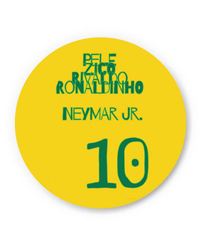 Neymar Jr Brazil Fridge Magnet Online India