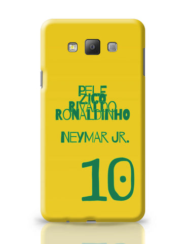 Samsung Galaxy A7 Covers | Neymar Jr Brazil Samsung Galaxy A7 Covers Online India