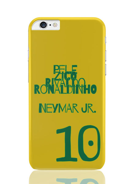 iPhone 6 Plus / 6S Plus Covers & Cases | Neymar Jr Brazil iPhone 6 Plus / 6S Plus Covers and Cases Online India