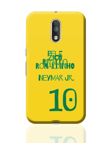 Neymar Jr Brazil Moto G4 Plus Online India