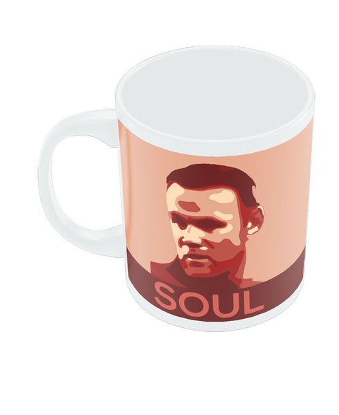 Wayne Rooney Manchester United Soul Coffee Mug Online India
